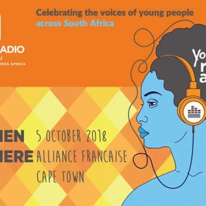 Umgungu Flashpoint wins health category at 5th Annual Youth Radio Awards